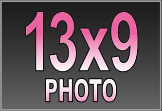 13x9 Photo Prints