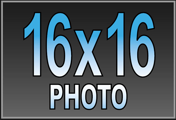 16x16 Photo Printing