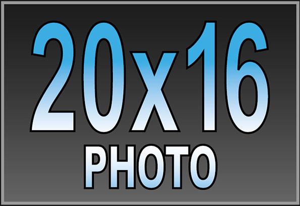 20x16 Photo Prints