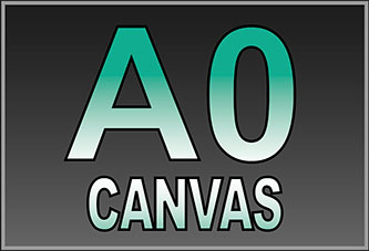 A0 Canvas Prints