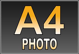 A4 Photo Prints